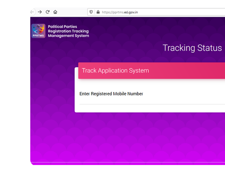 PPRT Tracking Application System